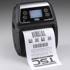ForeFront Label Solutions - TSC Alpha-4L Mobile Thermal Printer, 203 dpi, WiFi