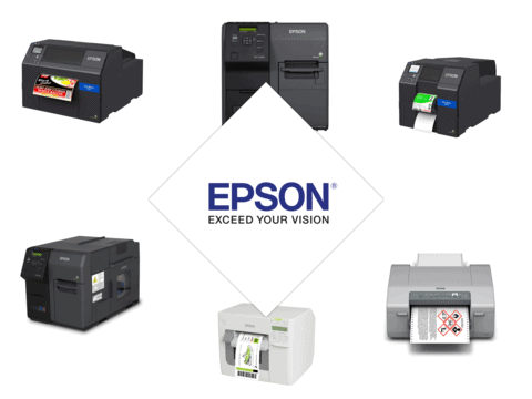 ForeFront Label Solutions - Epson Printer