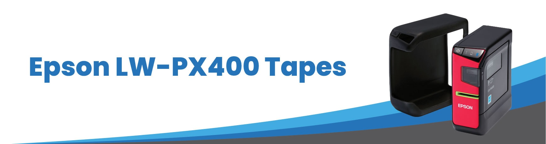 Epson LW-PX400 Tapes