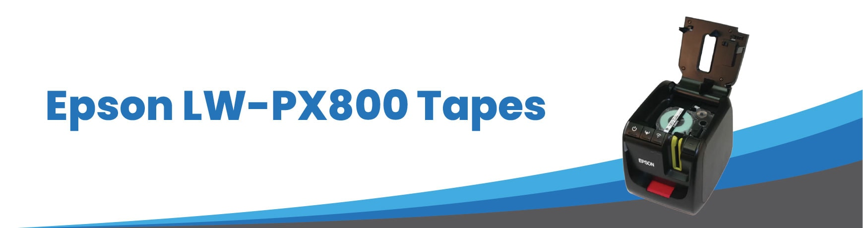 Epson LW-PX800 Tapes