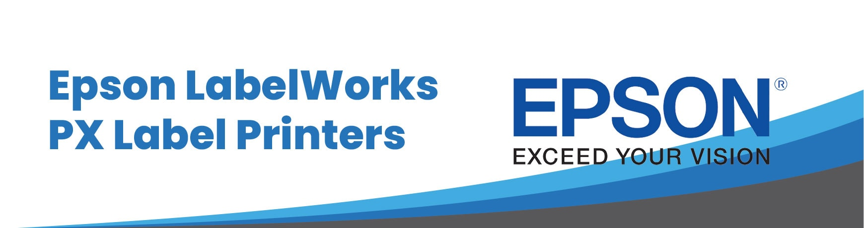 Epson LabelWorks PX Label Printers