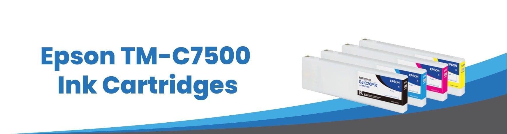 Epson TM-C7500 Ink Cartridges