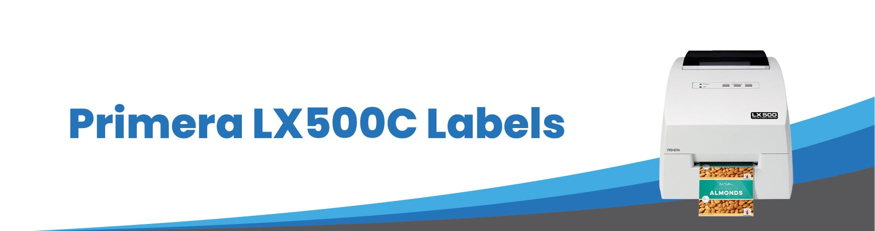 Primera LX500C Labels